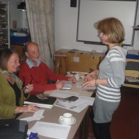 Writing Flash-Fiction Workshop at Trowbridge Museum, 16th May, 2012