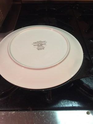Put a Platter over the Tart
