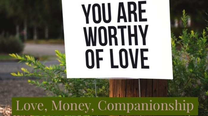 You Are Worth Of Love Life Altering Events josephkravis.com