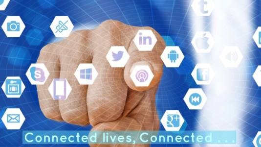 Connected Lives Freedom josephkravis.com