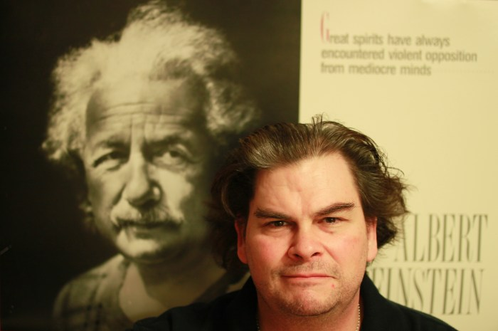 Me And Einstein, josephkravis.com, infp, donations accepted, Me And Einstein
