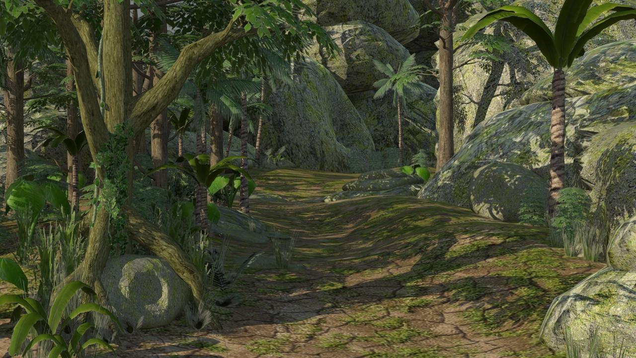 Joseph Lamont  Environment Artist