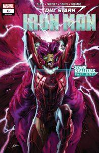 November 21, 2018: This Week's Best Comic Book Covers!