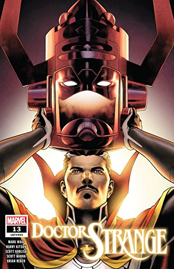 April 24, 2019: Week's Best Comic Book Covers!