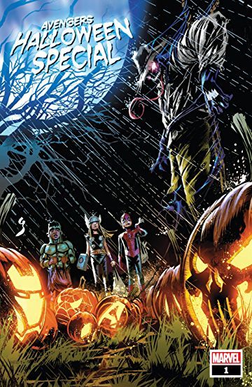 October 31, 2018: Week's Best Comic Book Covers!