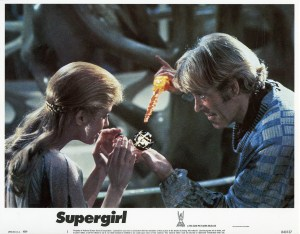 March 12, 2012: The Supermovie Of The Week Club Reconvenes!  Cookie Monster Reviews Supergirl!