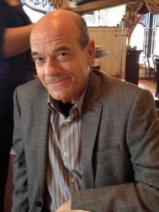 "April 28, 2012: Today's Blog Entry Co-starring Robert Picardo As ""the Dinner Guest""!"