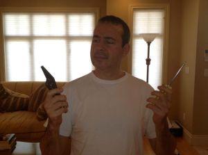April 14, 2012: Not-so-easy Home Repairs!