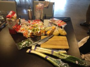 April 29, 2012: Okonomiyaki 101!