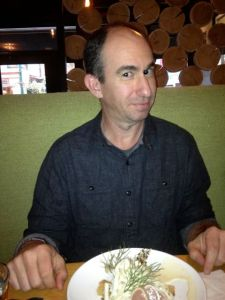 April 19, 2012: 2001 – A Food Odyssey!