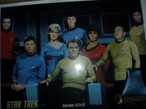 Few realize I got my start on the original Star Trek series.
