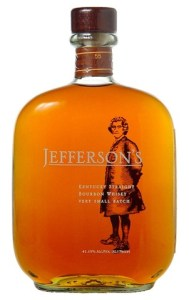 Jeffersons Bourbon.