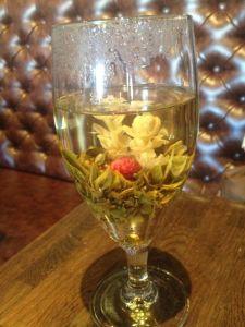 Akemi's jasmine tea