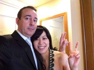 A pre-wedding snap