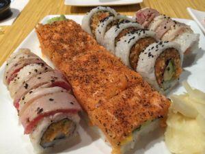 Various maki - Sushi Shop