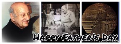June 14, 2014: Father's Day!