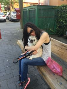June 19, 2014: A Busy Day, But There's Always Time For Dogs!