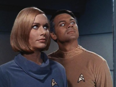 June 27, 2014: Continuing Our Star Trek Tos Re-watch With…where No Man Has Gone Before!
