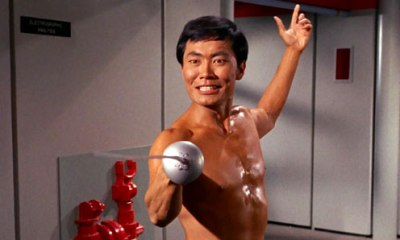 June 28, 2014: The Star Trek Tos Re-watch Continues!  Let's Discuss The Naked Time!