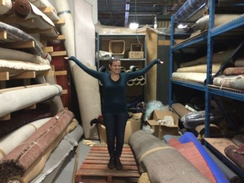October 21, 2014: Introducing Jay Firestone!  Notes!  And Carpet Heaven!