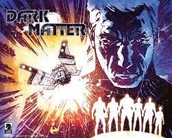 October 25, 2014: Casting Dark Matter!