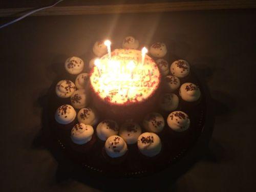December 4, 2014: Natalie's Birthday Blog!