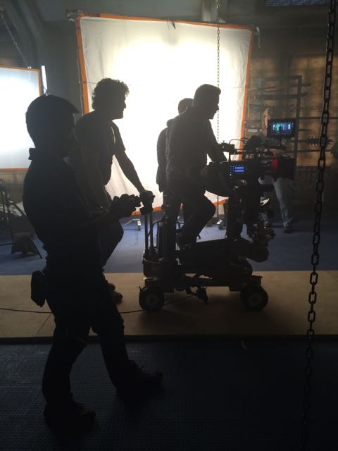 January 16, 2015: Dark Matter Production!  6 Down, 83 To Go!