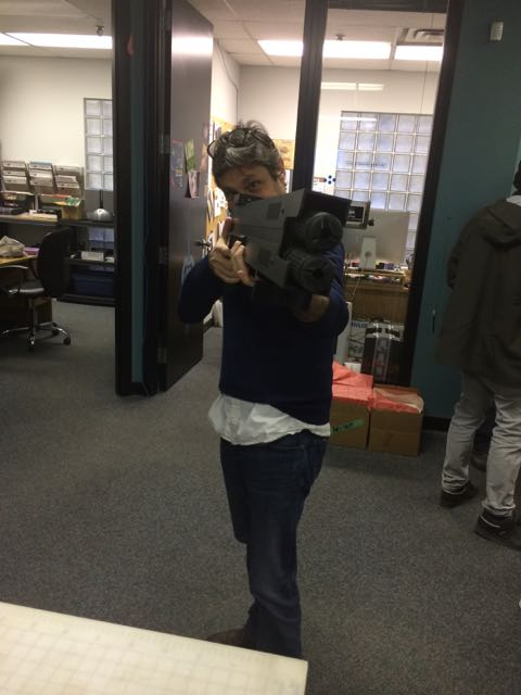 January 26, 2015: Behind The Scenes On Dark Matter!  Shhhh.  Don't Tell Anyone!