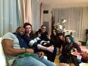 February 1, 2015: Psycho Vegan Superbowl!