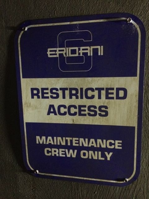 March 12, 2015: Dark Matter Second Unit Madness!  We Visit Eridani 6!