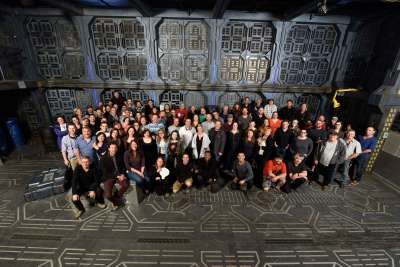 The Dark Matter gang.  I'm going to miss them!