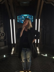 May 31, 2015: Dark Matter Episode #101 Review!  The Gang From The Production Office Take Over The Bridge!