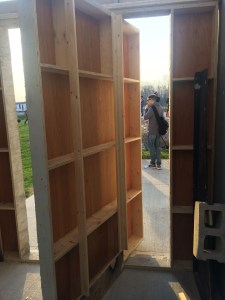 May 4, 2015: Dark Matter In Production!  The First Of Our Last Location Days!