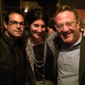 Jamie, Stephany, and Robbie