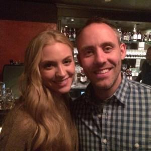 Jessica and Lawren