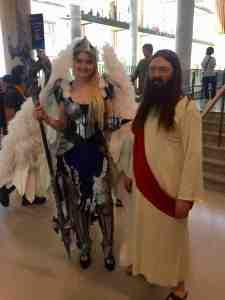 Angel and Saviour