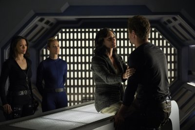 July 22, 2015:  Lulu!  #darkmatter Notes!