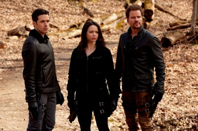 August 16, 2015: Anthony Lemke – Dark Matter's Three – Answers Your Questions!