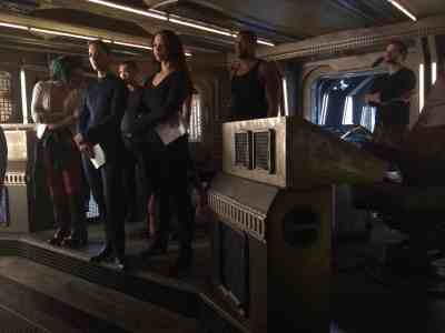 August 7, 2015: The Dark Matter Season 2 Game Plan! Dark Matter Episode 109!