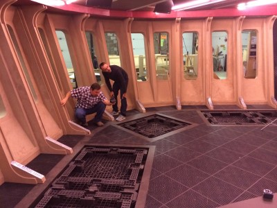 November 6, 2015: Behind The Scenes On Dark Matter Season 1 – And A Sneak Peek At What's To Come!