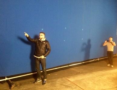 December 11, 2015: Dark Matter Episode 201 – Production Day 3!