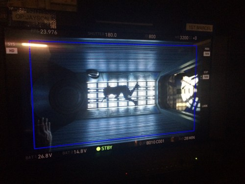 January 21, 2016: Dark Matter!  Behind The Scenes On Season 2!  Episode #201 Title Revealed!