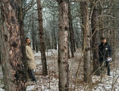 February 9, 2016: Shooting In The Wilds!  Dark Matter Season 2!