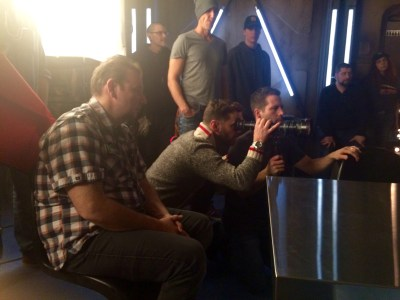 March 3, 2016: Dark Matter Sneak Peeks And Comic Book Recommendations!