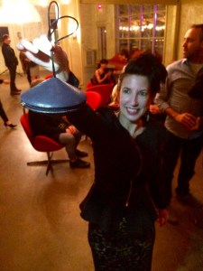 May 8, 2016: The Dark Matter Wrap Party!