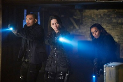"""July 29, 2016: Tonight! Dark Matter """"episode 18: We Voted Not To Space You""""!"""