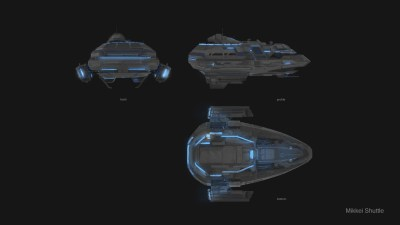 July 14, 2016: Farewell To Hyperion-8!  Welcome Back To The Raza!
