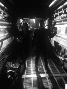 "August 17, 2016: Dark Matter ""stuff To Steal, People To Kill"" Bts!"