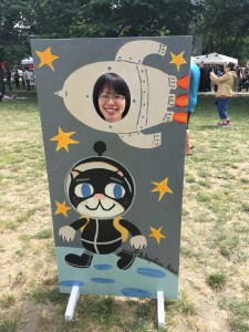 August 2, 2016: Robert Picardo! Japan Fest! Tasty Ramen! And Zoie Palmer!