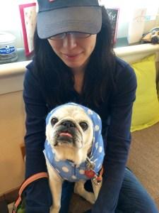 September 10, 2016: Tokyo Travel Day!  Enjoy The Dogs!